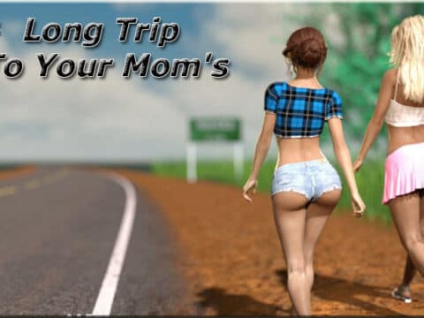 Cover Long Trip To Your Moms