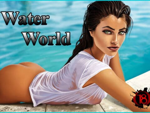 Poster Water World