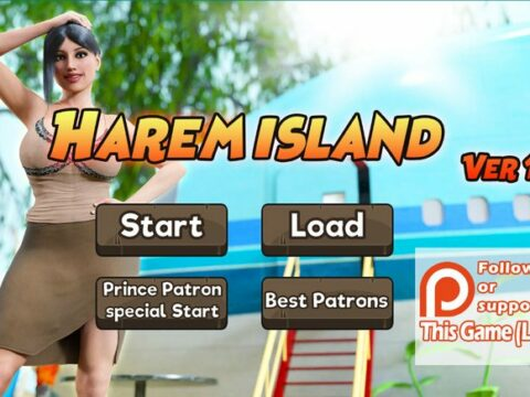 Cover Harem Island