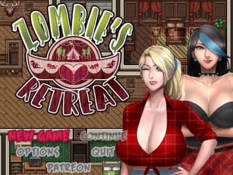 Cover Zombie's Retreat